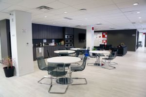 Mentora Language Academy Toronto Lunch Area