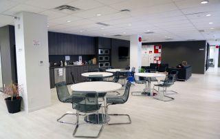 Mentora Language Academy Toronto Lunch Area