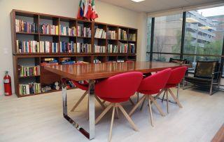 Mentora Language Academy Toronto Library