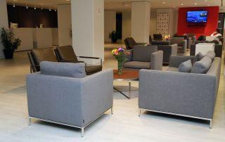 Mentora Language Academy Toronto Student Lounge