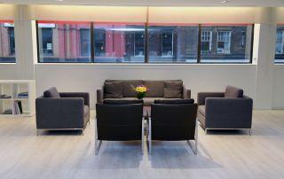 Mentora Language Academy Toronto Student Lounge Area