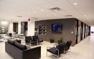 Mentora Language Academy Toronto Lounge Area