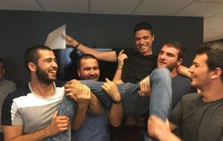 Mentora Language Academy Toronto students learn English and make lifelong friends
